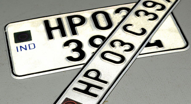himachal-High-Security-number-plates