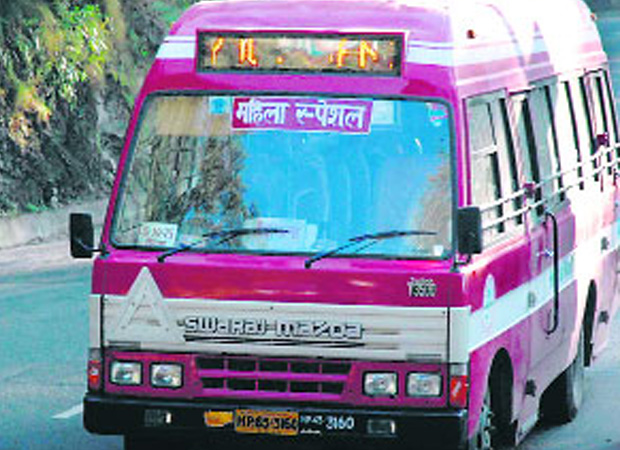 women-special-buses-hrtc
