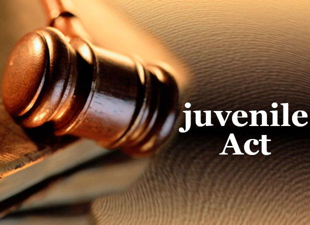 juvenile' in Juvenile Justice Act