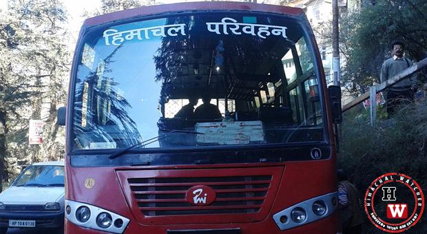 Demanding-HRTC-bus-service-Mandi