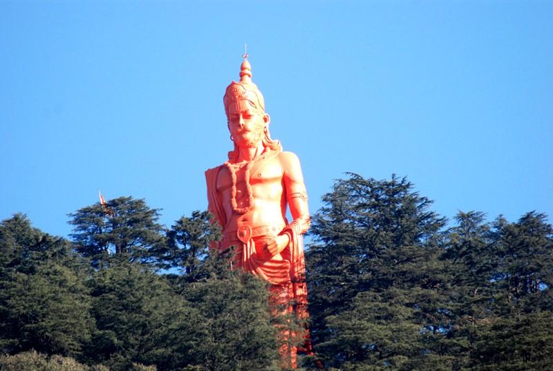 hanuman-jakhu-shimla
