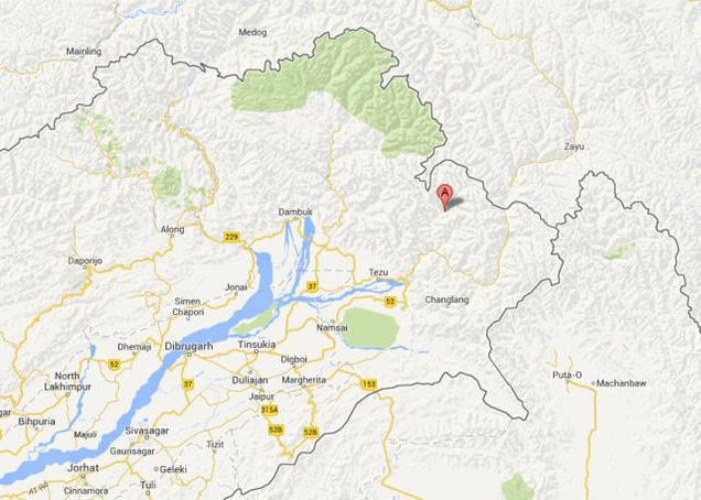 Chinese troops intrude into Arunachal