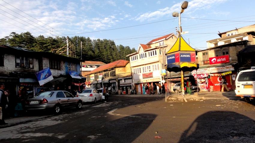 dhalli-shimla