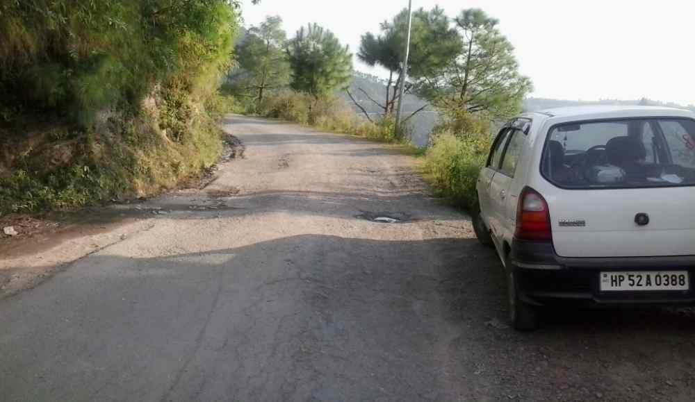 Galog -Dhami Road (3)