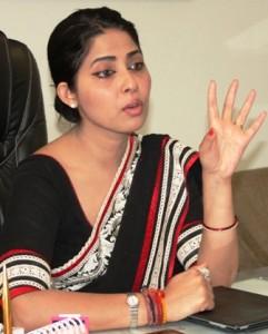 Sirmaur SP: Soumya Sambasivan