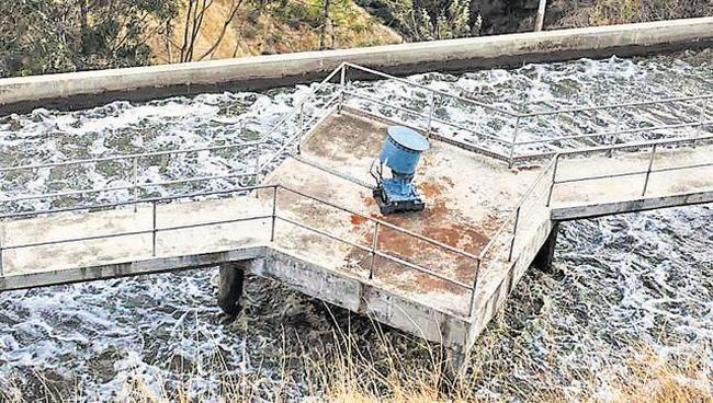 ashwani khud water samples