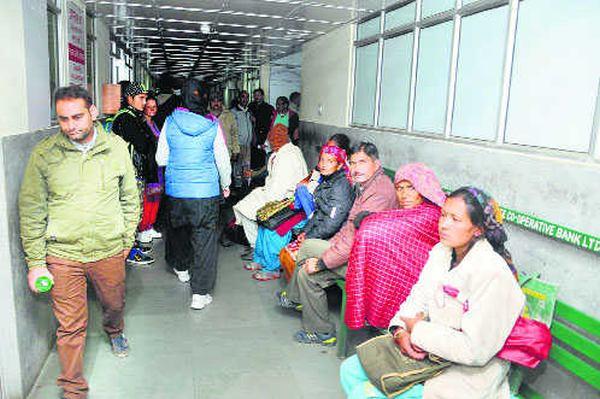 Jaundice cases in shimla