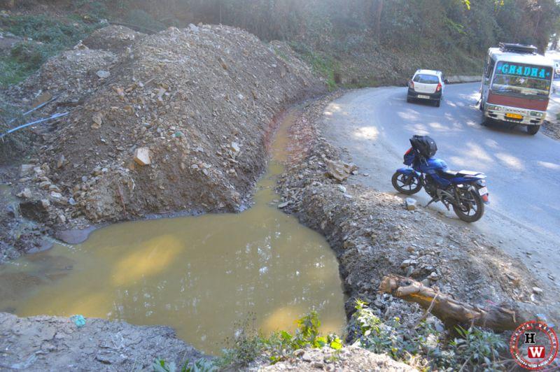 sewage-leakage-shimla