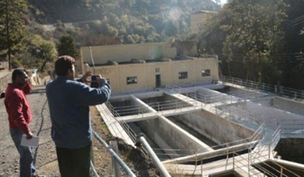 Seweage Treatment plant malyana