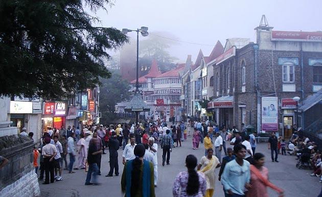 Smart city shimla