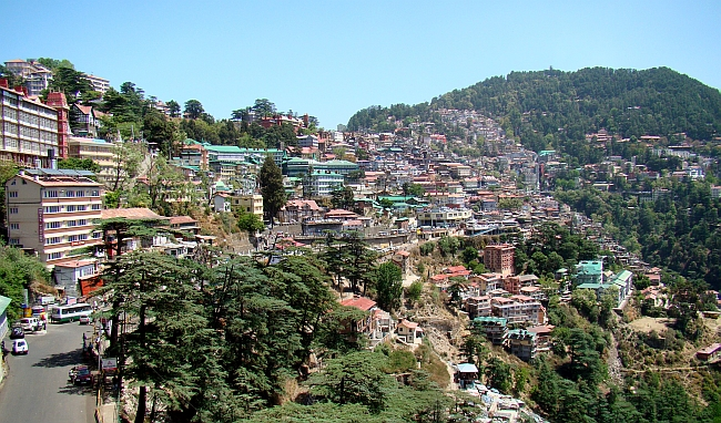 water shortage shimla