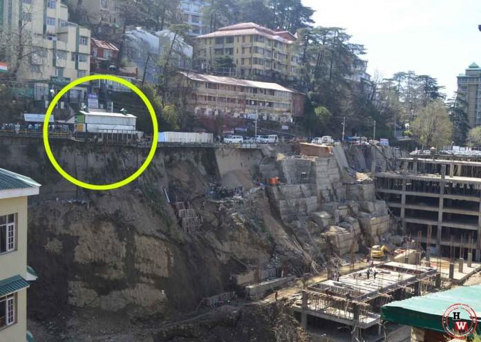 Lift-Shimla