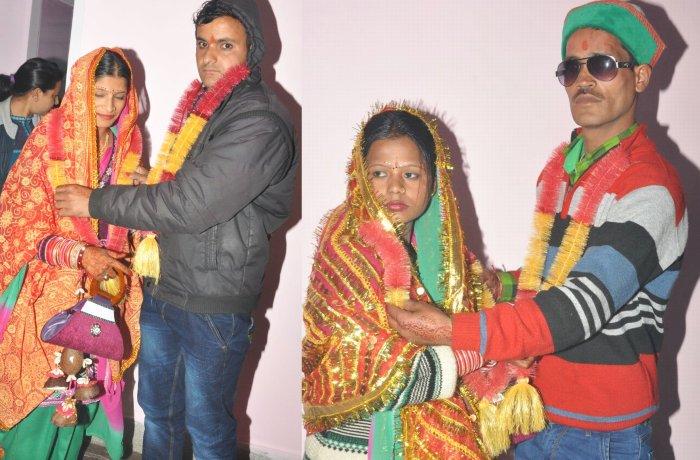 Mashobra Nari sew sadan marriage