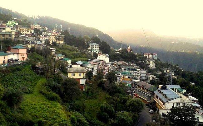Shimla mc notice on sceptic tank to vikas samiti Totu