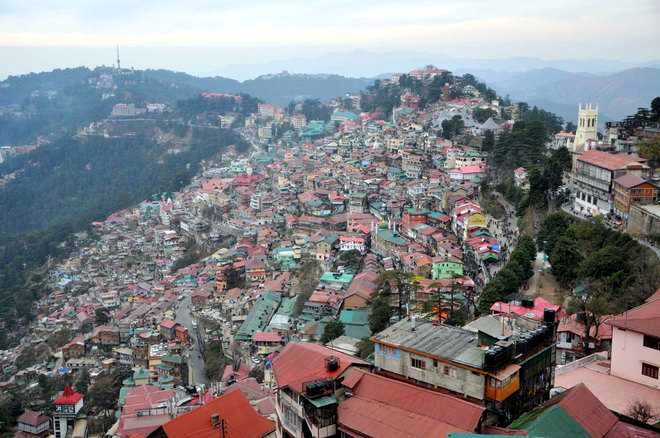 shimla mc property tax hike