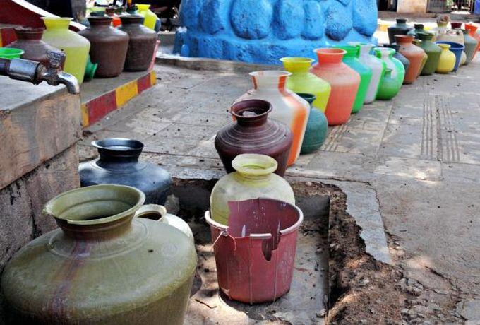 Totu water supply