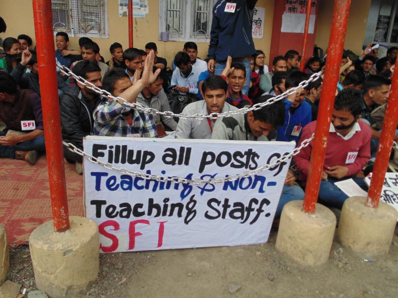 HPU SFI Black Day