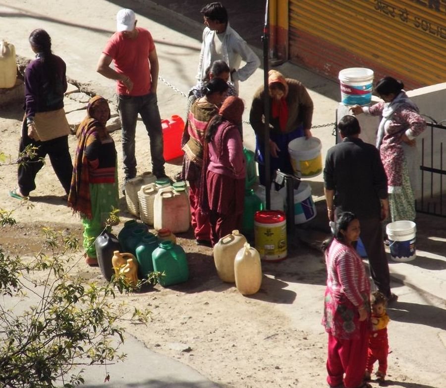 shimla water supply