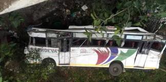Bus Accident Dhalira Himachal