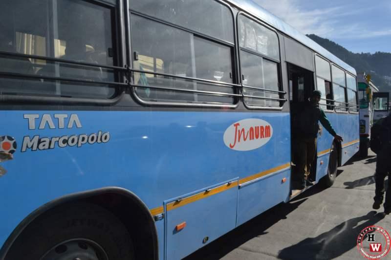Jnnurm Bus Shimla