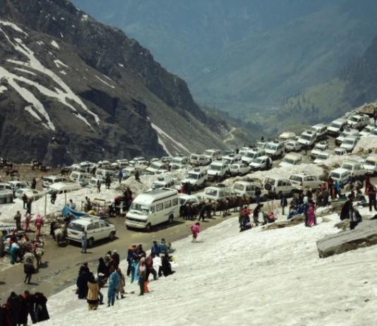 Rohtang Pass Ban