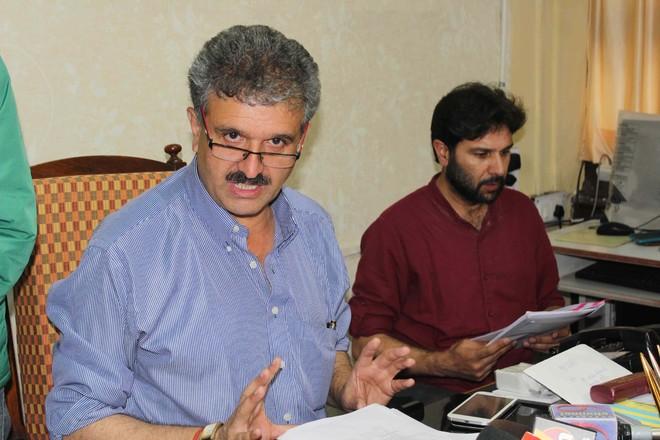 Sanjay chauhan and tikendar panwar
