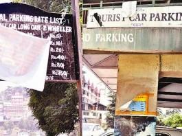 Shimla MC Parking