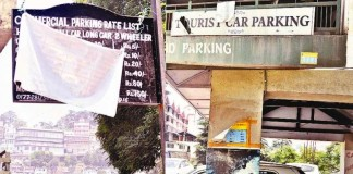 Shimla MC Parking