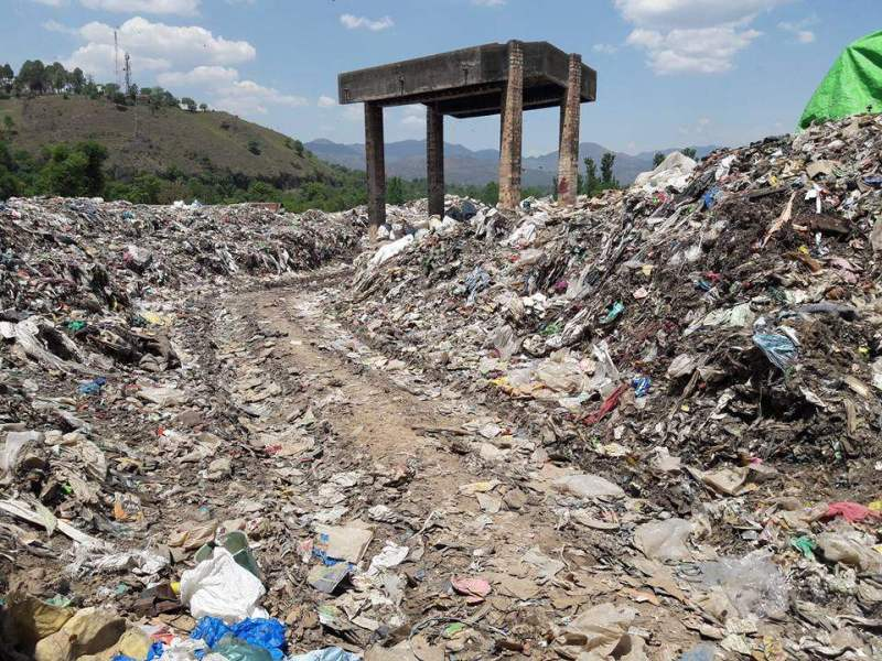 Garbage and Himachal