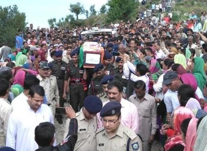 himachali martyr