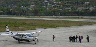 Gaggal Airport Kangra