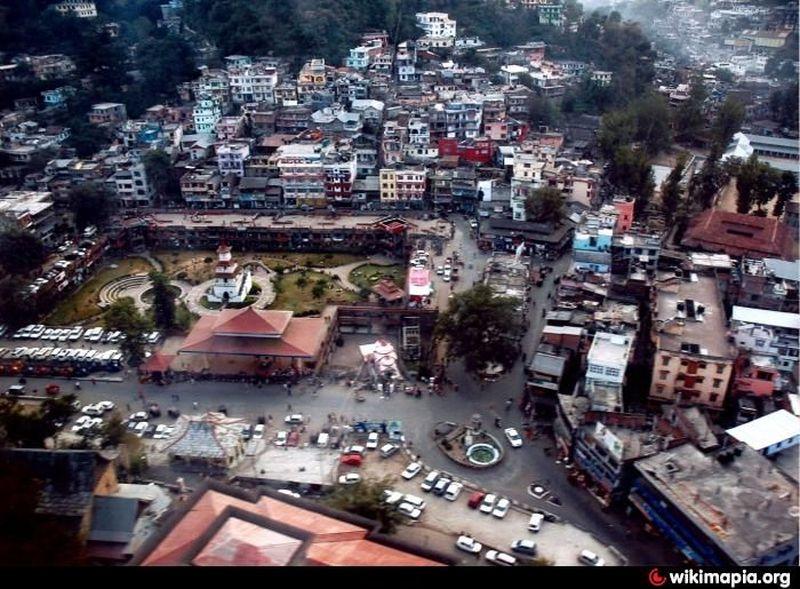 Indira Market Mandi