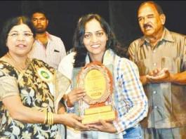 International runner Kalpana parmar