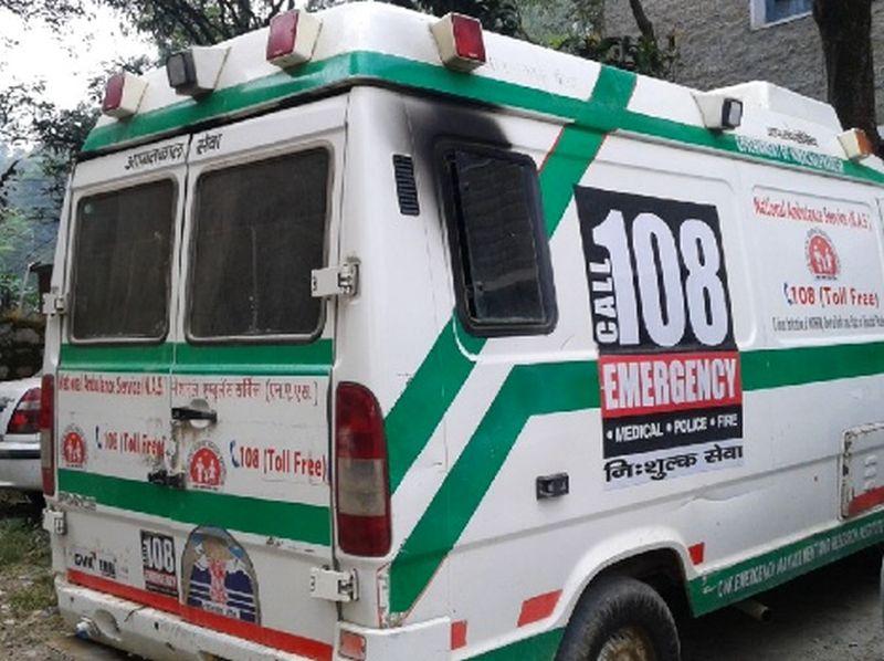 108 Ambulance Himachal