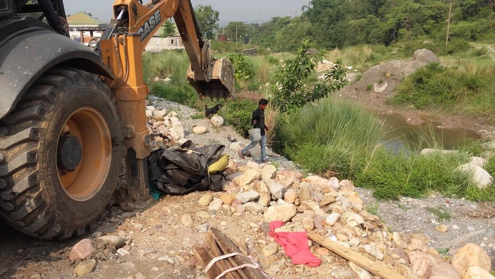 Charan Khad Slum Dharamsala 11