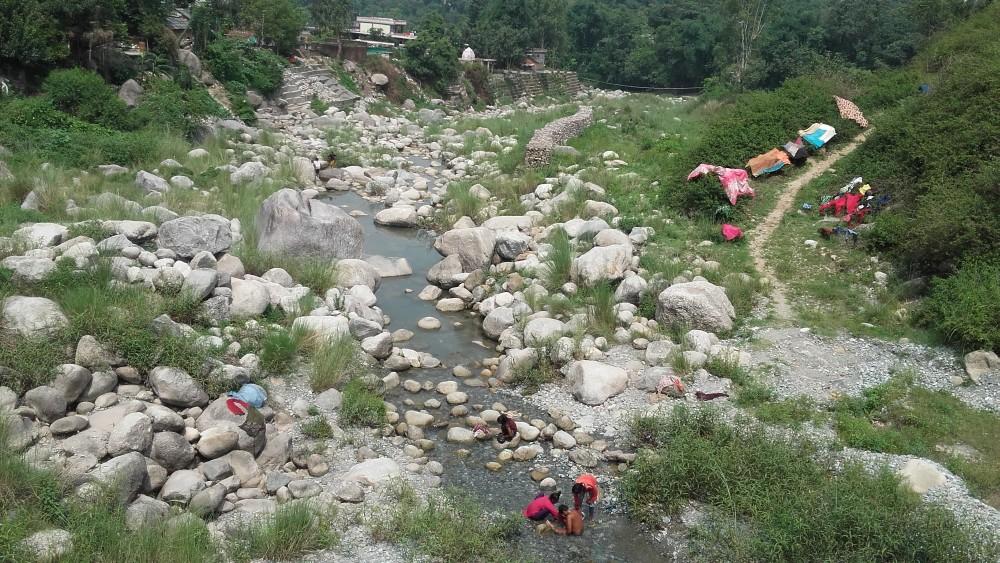 Charan Khad Slum Dharamsala 13