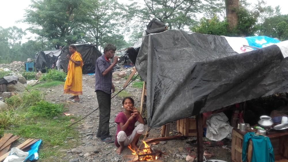 Charan Khad Slum Dharamsala 18