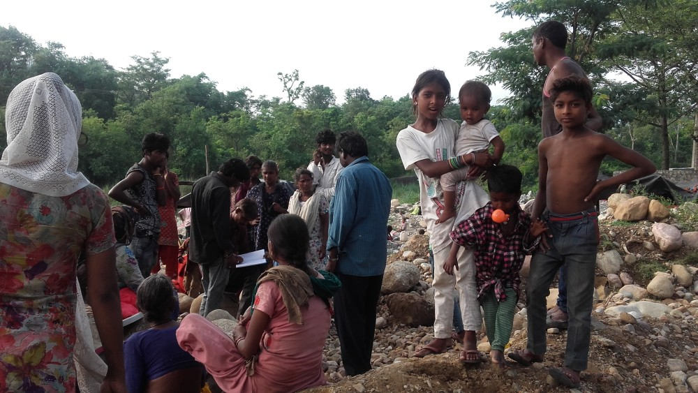 Charan Khad Slum Dharamsala 23