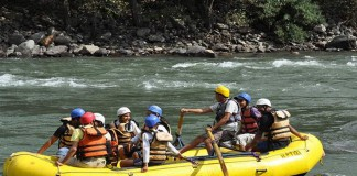 River Rafting Kullu