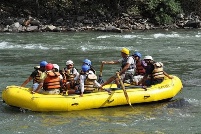 River Rafting Kullu