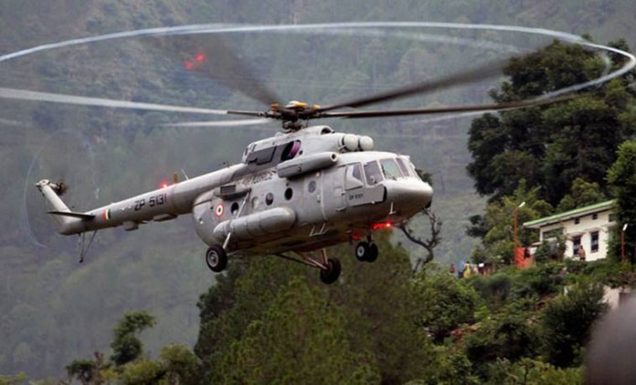 Helicopter ambulance for himachal pradesh