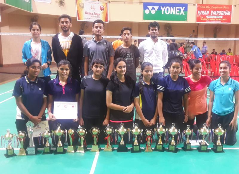 North Zone Badminton Championship