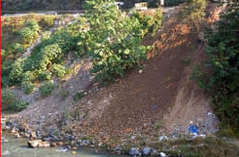 Illegal Dumping mandi