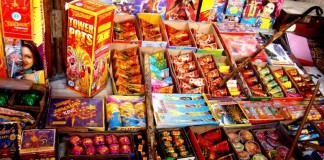 Shimla Cracker Shops
