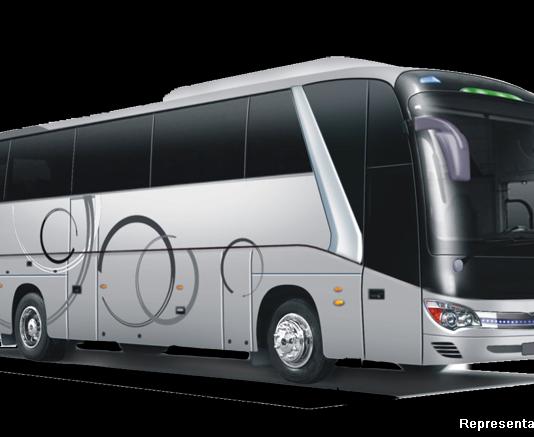 dalhausi-delhi luxury bus service