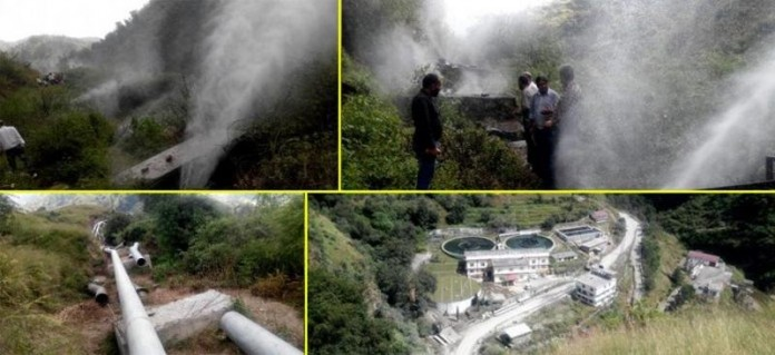 water-wastage-by-mC-shimla-sanjay-chauhan