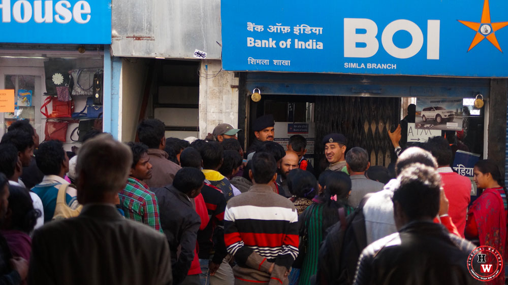 Banks in Shimla