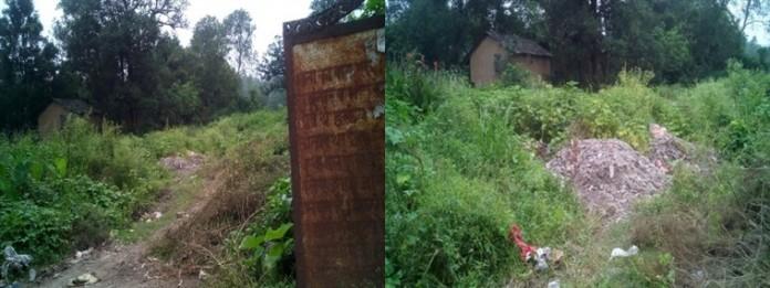 Brijeshwari Devi Baag Construction Scam
