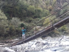 Chamba khabla bridge