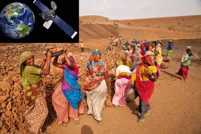 mgnrega-from-satellite